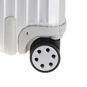 Trolley Plastikrollen - Laut?