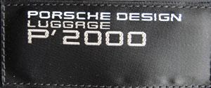 Koffer, Trolleys und Kulturtaschen im Porsche Design
