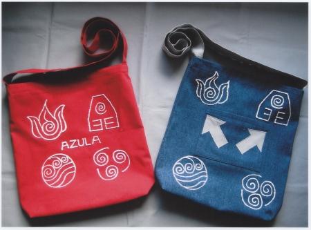 Aus Bozen: handgemachte Handtasche