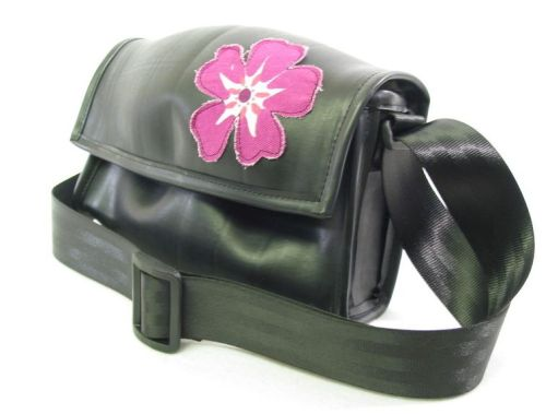 Retube Handtasche mit Blume