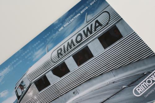 Rimowa Katalog 2010/2011