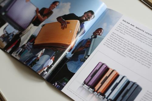 Rimowa Salsa Air im Katalog