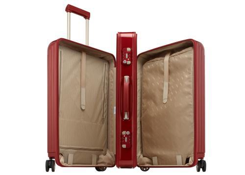 rimowa koffer rot