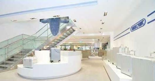 Rimowa Shop Hong Kong @Bild: Rimowa