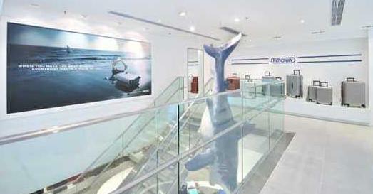 Rimowa Store Hong Kong @Bild: Rimowa