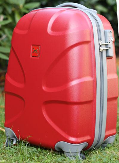 Titan X2 Rot 933-403 @Bild: Koffer Blogger