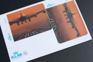 KLM Kofferanhänger